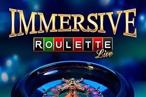 immersive live casino roulette