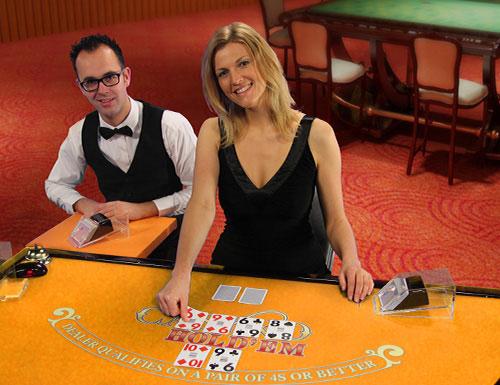 oranje live casino holdem